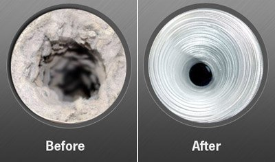 Austin dryer vent cleaning