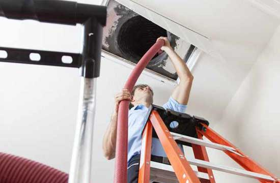 home ducts cleaning