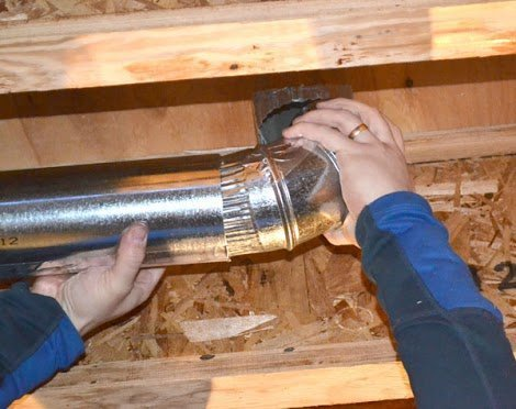commercial dryer vent repair