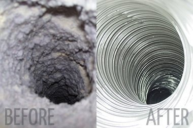 dryer vent cleaning company in Houston