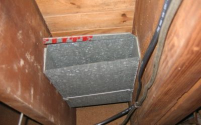 How To Install A Cold Air Return Duct Between Studs