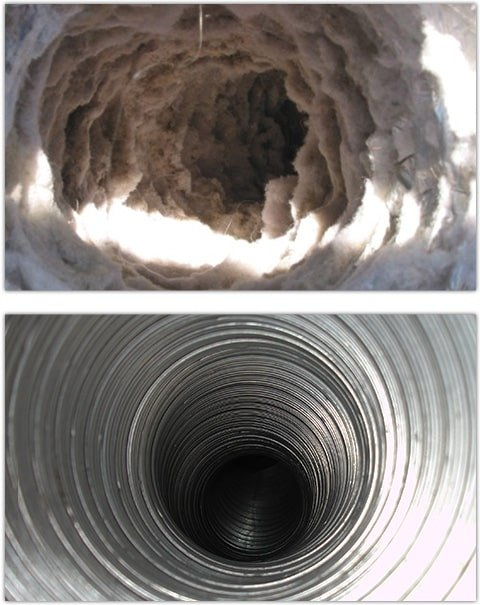dryer vents cleaning services
