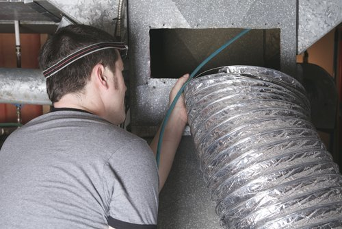 Cleaning for Residential Air Duct