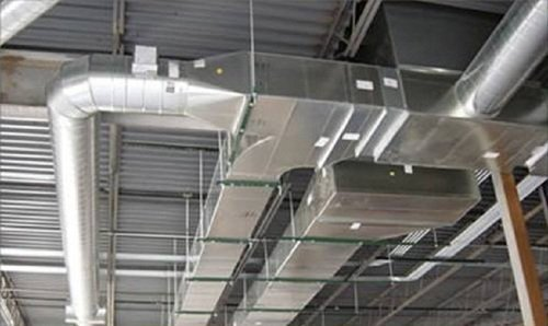 dallas commercial Duct System