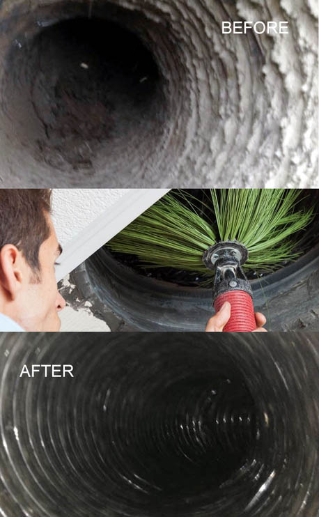 dryer and Air Duct Cleaning