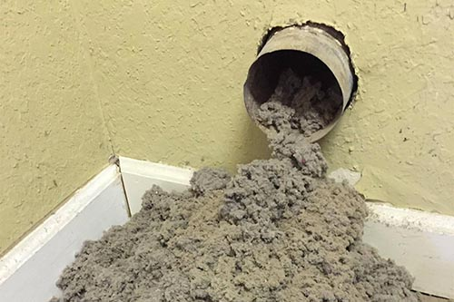 Houston dryer vent cleaning