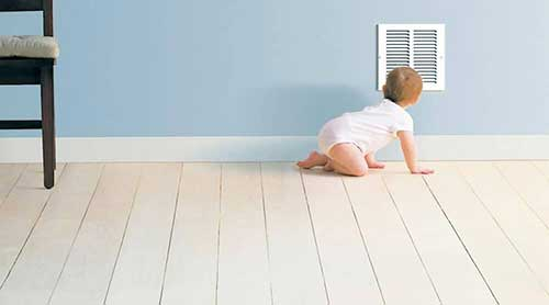 clean indoor air in Plano home